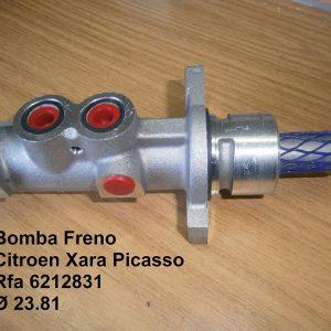 Bomba de freno XSara Picasso