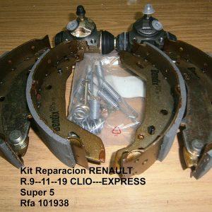 Kit Premontado Renault