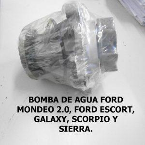 Bomba de agua ford mondeo